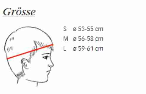 ribcap Fox Protektorenmütze Helm Erstsatz Fahrrad Mütze Protektor Kopfschutz